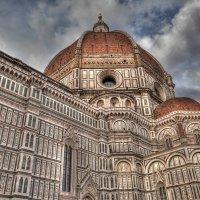 Собор во Флоренции Санта-Мария-дель-Фьоре :: Юрий Мазоха