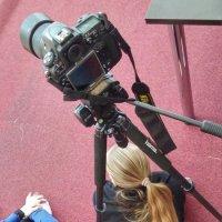 Пришёл снимать детский турнир по художественной гимнастике Baby-cup :: Павел Сущёнок