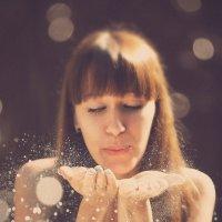 Немного волшебной пыли :: Сергей Грейхорс