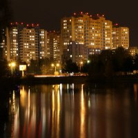 Ночной город :: Елена Набоких