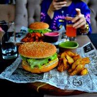 Вкуснейшая пища :: Кристина Истратова