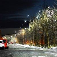 Ночная романтика. :: Елена Тарасевич (Бардонова)