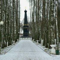 Осень в городе :: Милешкин Владимир Алексеевич