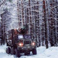 Российские дороги, :: Lidiya Gaskarova