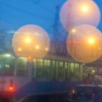 Вечерний трамвай :: Игорь Герман