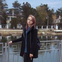 Осенняя прогулка. :: Алена Григоревская