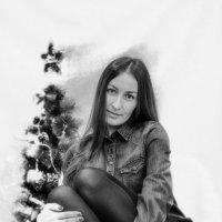 новогодняя :: Маргарита Лапина