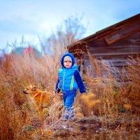 Осень в деревне :: Евгения Клепинина