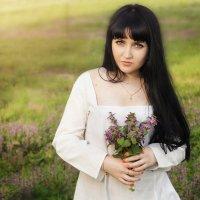 Танюша :: Дарья Терёшкина