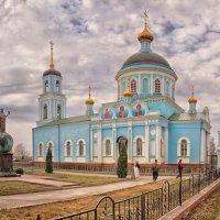 Церковь Казанской иконы Божией Матери :: Марина Назарова