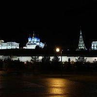 Казанский Кремль :: Иля Григорьева
