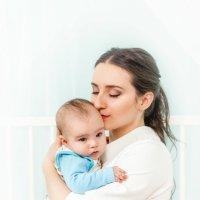 Мама и Малыш :: Екатерина Overon