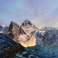 Ледник Ак-Сай :: Maxim Claytor
