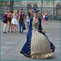 Вот, такая женщина!!! :: Святец Вячеслав