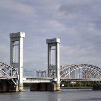 Финляндский железнодорожный мост :: Галина Galyazlatotsvet