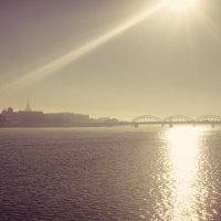 Река утром ! :: Oswaldo Kr.