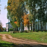 Осень в селе Великорецком :: Александр Архипкин