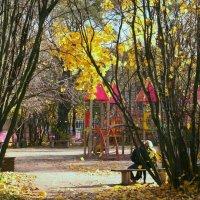 На золотом крыльце... :: Кулага Андрей Андреевич