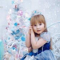 Костюмированная новогодняя фотосессия :: марина алексеева
