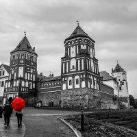 Мирский замок, Беларусь :: Татьяна Черёмухина