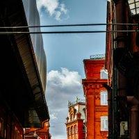 городские краски :: Олеся Семенова