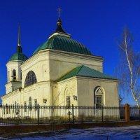 Свято-Никольский храм села Данилово в Удмуртии :: Владимир Максимов