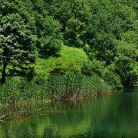 Озеро в горах :: Игорь Сикорский