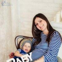 Мама и сынок :: Мария Худякова