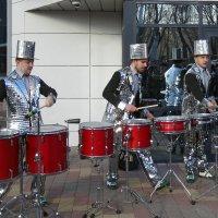 Шоу барабанщиков. :: Чария Зоя