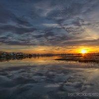 Просто закат... :: Vlad Moscow