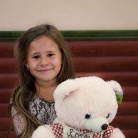 Прекрасный ребенок :: Polina Shitova