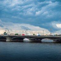 Ленинградский мост :: Сергей Щеглов