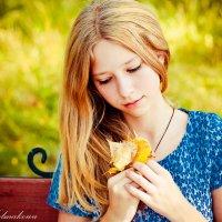Молодая Осень... :: Анастасия Колмакова
