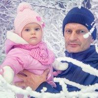 Снег... :: Плотникова Юлия