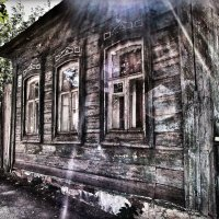 Дом в Зарайске :: Natalia Mihailova