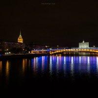Вечерняя Москва. Октябрь :: Екатерина Фокс
