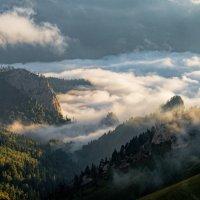 В стране облаков :: Александр Плеханов