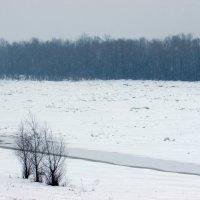 Река уснула :: раиса Орловская