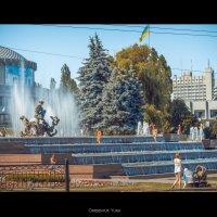 Любимый город Сумы :: Юрий Гребенюк