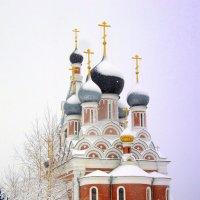 Кафедральный собор в честь Преображения Господня. :: Мила Бовкун