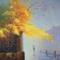 Осенний вечер. :: Александр Атаулин