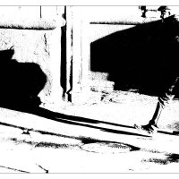 тень катилась по стене... :: sv.kaschuk