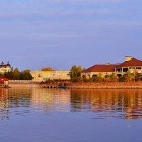 Осень в Конча-Заспе :: Валентина Данилова