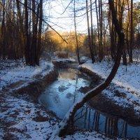 Здесь всегда спокойно. :: Андрей Лукьянов