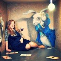 Надо себя любить... Как возможно в таком серьёзном деле надеяться на кого-то ещё. :: Наталья Александрова