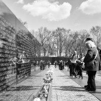 Памяти погибшим во Вьетнаме :: Anna Shevtsova
