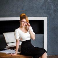бизнес портрет :: Olga Lady Asolka