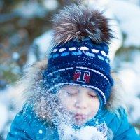 Снег снег    снежок) :: Елена Семёнова