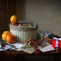 В ожидании Нового Года :: lady-viola2014 -