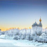 Ноябрьский рассвет... :: Александр Никитинский